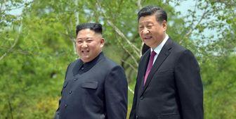 پیام تبریک رئیس جمهور چین به رهبر کره شمالی