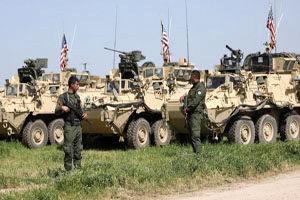 استقرار نیروهای آمریکایی خارج شده از سوریه در پایگاهی نزدیک کردستان عراق