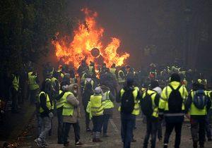 حمایت ۶۰ درصدی مردم فرانسه از جنبش ضدسرمایهداری