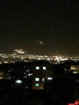 مهار آتش در ارتفاعات تاق بستان