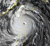 ۱۱ مفقود بر اثر توفان حارهای ویپا در چین