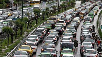 آخرین وضعیت ترافیکی معابر بزرگراهی پایتخت 28 بهمن