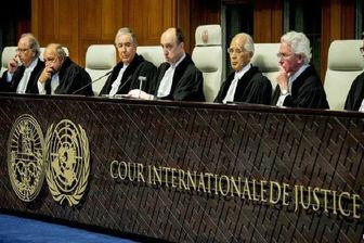 فشار بر دیوان بینالمللی دادگستری برای رد کردن شکایت ایران