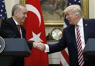 ترامپ، اردوغان را خوشحال کرد
