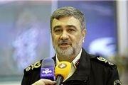 فرمانده ناجا: حوادث چهارشنبه آخر سال نسبت به سال گذشته ۵۰ درصد کاهش داشت