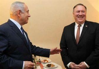 دعوت پمپئو از نتانیاهو برای شرکت در کنفرانس ضدایرانی