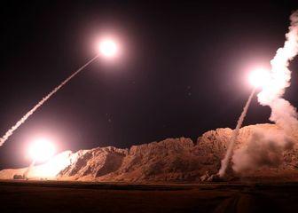 پدافند هوایی سوریه حمله به فرودگاه «تیفور» را دفع کرد