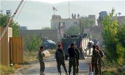 حمله طالبان به زندان مرکزی غزنی افغانستان