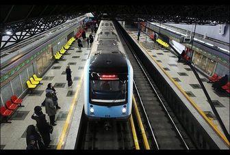 خدمات رایگان مترو در 22 بهمن