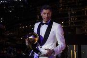 لواندوفسکی بهترین بازیکن جهان از نگاه گلوب ساکر