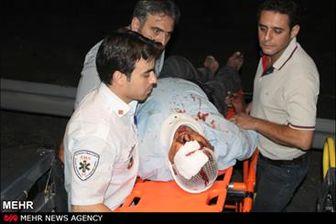 آخرین وضعیت مصدومان حادثه اتوبوس زائران عراقی