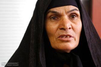 دختر نوجوانی که سمبل مقاومت در جنگ ایران شد