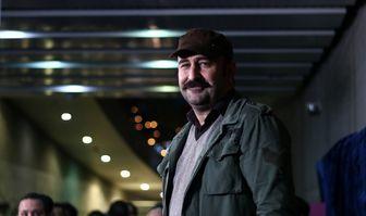 گریم جدید مهران احمدی شبیه به رابرت دنیرو