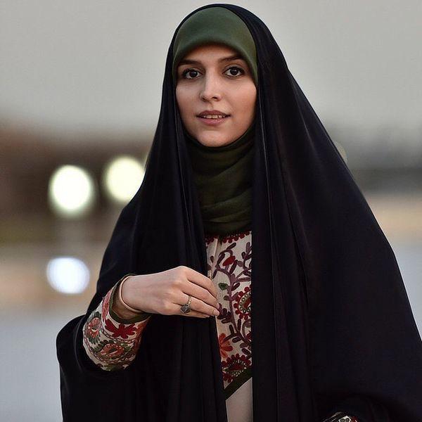 مژده لواسانی با حجابی کاملتر از همیشه + عکس
