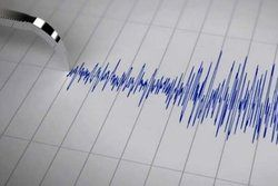 زمین لرزه ۴.۱ ریشتری هجدک را تکان داد