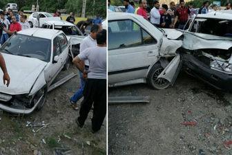 کاهش 23.4 درصدی تلفات تصادفات