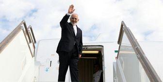 ظریف به کشور هند سفر کرد