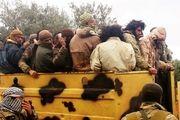 رسانه ترک: 340 داعشی به اسارت نیروهای مخالف دولت سوریه در آمدند