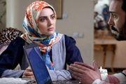 سلفی باحجاب «هلیا امامی» درکنار کارگردان مشهور و آقایون بازیگر