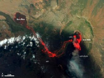 Smaller Volcanoes Could Cool Climate
