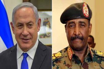 دیدار «البرهان» با «نتانیاهو» خنجری از پشت به ملت فلسطین است