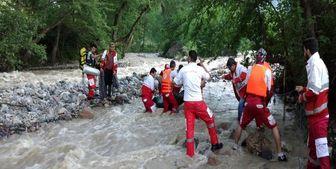 امدادرسانی هلال احمر به بیش از هزار و ۹۰۰ نفر در 72 ساعت روز گذشته