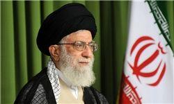 رهبر انقلاب درگذشت والده روحانی را تسلیت گفتند