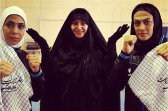 پاسخ «الهام چرخنده» به ادعای جنجالی خواهران منصوریان/عکس