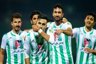 زود هنگام ترین گل لیگ توسط شاگردان منصوریان به ثمر رسید
