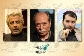 حضور 3 چهره مشهور هنری در کارگاه های جشنواره فیلم «مقاومت»