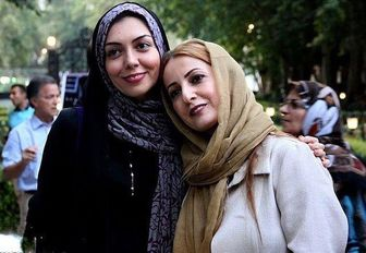 ناراحتی شقایق دهقان از درگذشت آزاده نامداری/ عکس