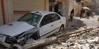 اورژانس: زلزله مسجد سلیمان کشته نداشت/هلال احمر: یک فوتی داریم
