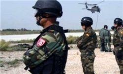 مانور مشترک ارتش تونس با ناوهای «ناتو»