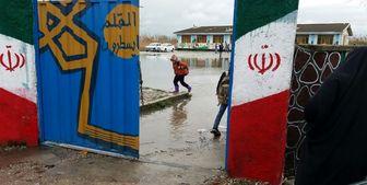 تخریب ۱۰۹ مدرسه در خوزستان بر اثر سیل