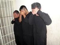 دستگیری صادرکنندگان چک بلامحل باهویت جعلی