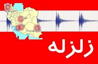 زمینلرزه ۴.۱ ریشتری یزد را لرزاند