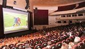 سینما یا استادیوم فوتبال؟