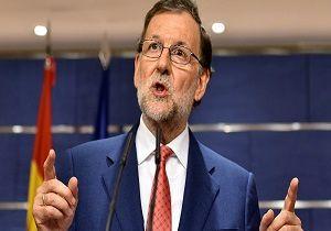 انتقاد نخستوزیر اسپانیا از استقلالطلبی کاتالونیا