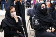 مراسم یادبود آزاده نامداری با حضور الهام پاوه نژاد و شقایق دهقان /عکس