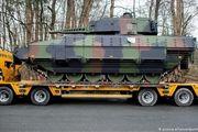 صادرات تسلیحات آلمان در سال ۲۰۱۹ به یک رکورد جدید نزدیک میشود