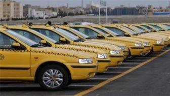 اجرای تست سریع کرونا برای رانندگان تاکسی