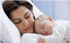 افزایش ابتلاء نوزادان به کولیک در مادران مضطرب