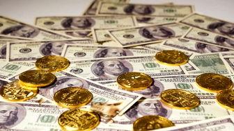 قیمت طلا، قیمت دلار، قیمت سکه و قیمت ارز امروز ۹۸/۱۰/۲۶