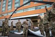 ارتش آمریکا هتلهای نیویورک را به بیمارستان تبدیل میکند