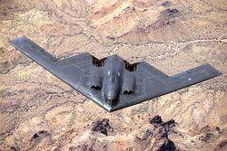 آمریکا بمبافکنهای «شبح» را در «پرل هاربر» مستقر کرد