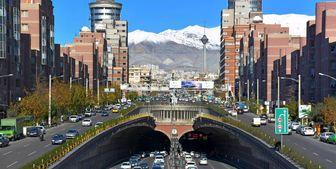 تهران فردا خنکتر میشود
