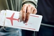 عدم نظارت کافی بر روی بلیت های هواپیما