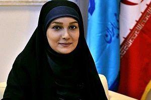 سلفی خواهر_برادری مجری خوش حجاب تلویزیون