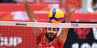 امتیازآورترین بازیکن ایران مقابل استرالیا مشخص شد