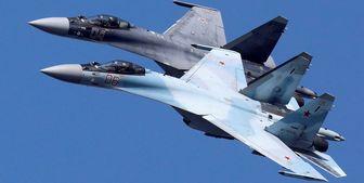 هواپیمای جاسوسی آمریکا را برفراز دریای سیاه رهگیری شد